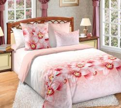 Купить постельное белье из бязи «Аромат орхидей»