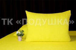 Купить желтые махровые наволочки на молнии в Тольятти