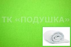 Купить салатовый трикотажный пододеяльник в Тольятти